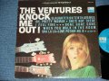 """KNOCK ME OUT! ( None """"Tomorrow's Love""""):  BLUE with BLACK PRINT  Label"""