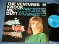 """KNOCK ME OUT! ( Yes """"Tomorrow's Love"""") Blue With/ Black Print Label"""
