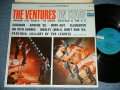 THE VENTURES ON STAGE     Blue with Black Print  Label STEREO