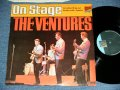 THE VENTURES ON STAGE   WEST-GERMANY Reissue  STEREO