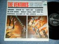 THE VENTURES ON STAGE   Black With Silver Print label  Label  STEREO