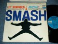 "ANOTHER SMASH   2nd Issued ""SILHOUETTE  or SHADOW COVER""  BLUE with BLACK PRINT Label"