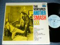 "ANOTHER SMASH    ""TWO MEN with VIOLIN COVER"" LIGHT BLUE  LABEL"