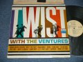 "TWIST WITH THE VENTURES :  ""PROMO : AUDITION Label"" MONO"