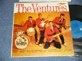 THE VENTURES       BLUE With BLACK PRINT LABEL  1964  Version