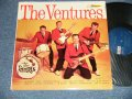 THE VENTURES     DARK BLUE With SILVER PRINT LABEL  1962  Version