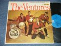 THE VENTURES     DARK BLUE with BLACK LABEL 1963 Version