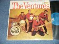 THE VENTURES     BLUE with BLACK LABEL 1965 Version