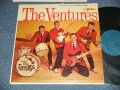 THE VENTURES     TURQUOISE GREEN LABEL 1961 Version