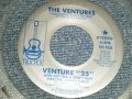 "A) VENTURES 25 B) BLUE DOWN   :  1981 US AMERICA ORIGINAL ""CRYSTAL CLEAR WAX"""