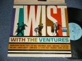 TWIST WITH THE VENTURES : LIGHT BLUE LABEL