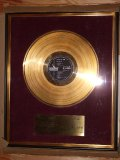IN JAPAN GOLD DISC to MEL TAYLOR