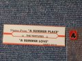 THEME FROM A SUMMER PLACE / A SUMMER LOVE JUKEBOX STRIPE