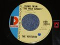 "THEME FROM ""THE WILD ANGELS"" / KICKSTAND   Audition Label"