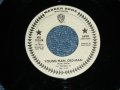 MEL TAYLOR - YOUNG MAN, OLD MAN / I'VE GOT MY LOVE TO ME WARM   US ORIGINAL WHITE LABEL PROMO