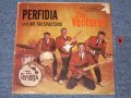 PERFIDIA / NO TRESPASSING  With PICTURE SLEEVE   2nd Press      LIGHT BLUE LABEL