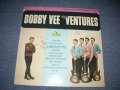 BOBBY VEE MEETS THE VENTURES( With BOBBY & NOKIE & MEL'S AUTOGRAPHED SIGNED )