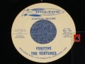 No.94   FUGITIVE / SCRATCHIN'    Audition  Label