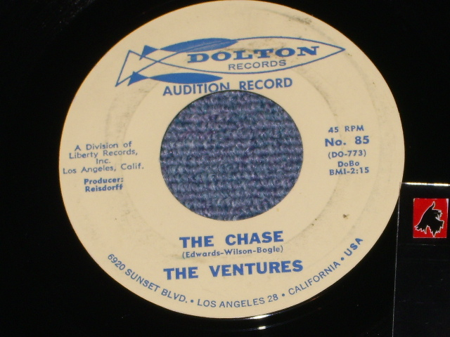 画像1: THE CHASE / THE SAVAGE Audition Label