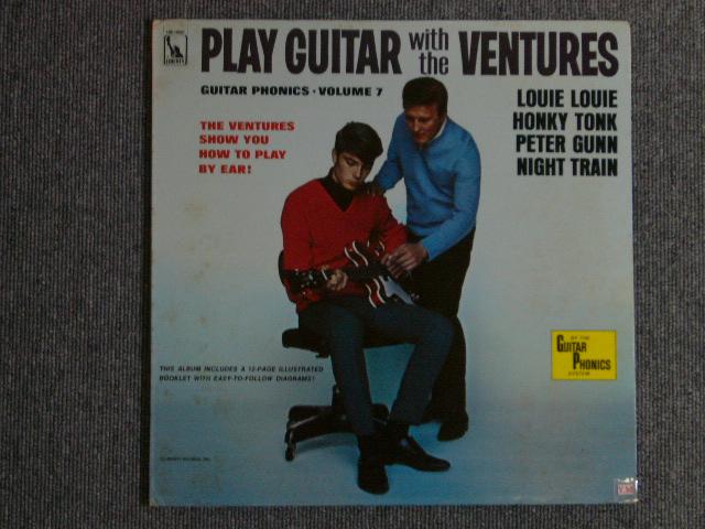 画像1: PLAY GUITAR WITH THE VENTURES GUITAR PHONICS・Volume 7 Liberty Label