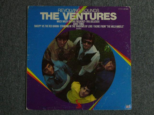 画像1: REVOLVING SOUNDS 70s Liberty Label