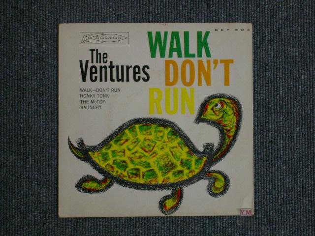 画像1: WALK DON'T RUN DEMONSTRATION ONLY STAMP