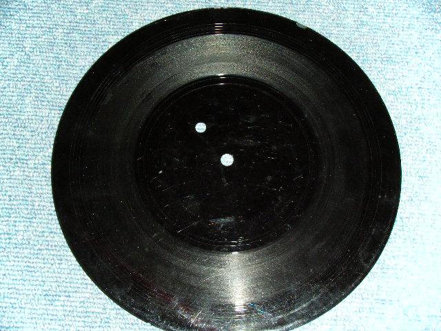 """画像1: DON LEE WILSON -  SEATLE IN THE RAIN  ( UNRELEASED DIFFERENT VERSION )  : 1960's US ORIGINAL  TEST PRESS for ACCETATE 8"""" Single"""