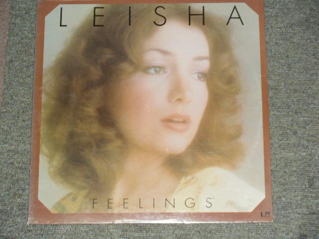 画像1: LEISHA - FEELINGS     :  1975 US AMERICA ORIGINAL LP Dead Stock SEALED Copy