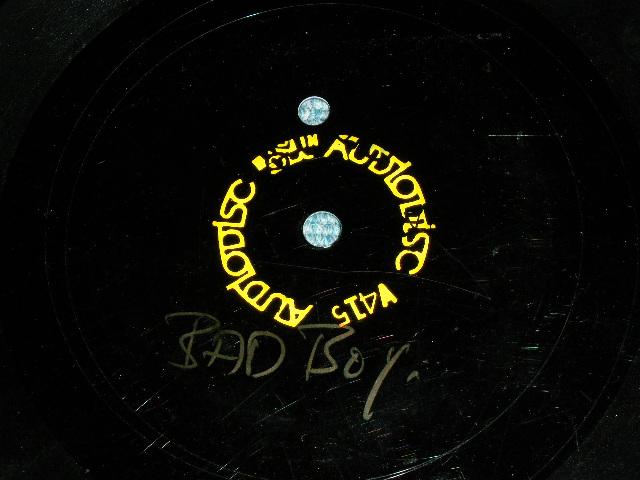 """画像1: THE VENTURES DON LEE WILSON -  BAD BOY / CIXIDY ( UNRELEASED KARAOKE Version )  : 1960's US ORIGINAL  TEST PRESS for ACCETATE 8"""" Single"""