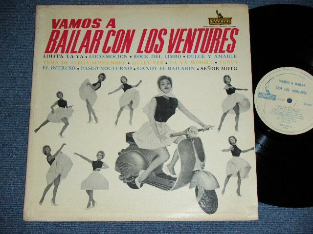 画像1: GOING TO THE VENTURES DANCE PARTY  ARGENTINA / PROMO  Label