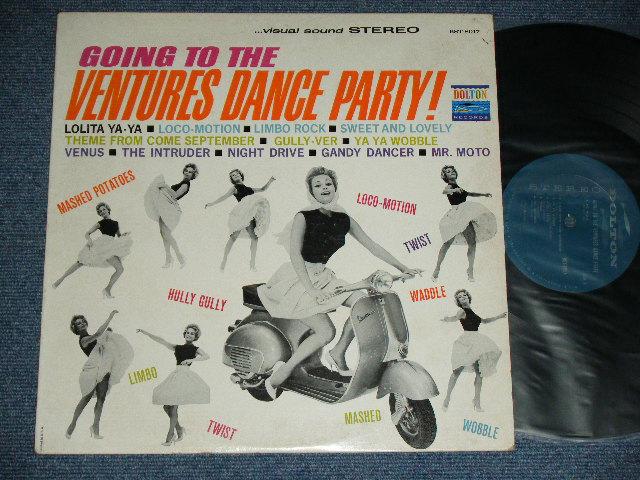 画像1: GOING TO THE VENTURES DANCE PARTY GREEN LABEL
