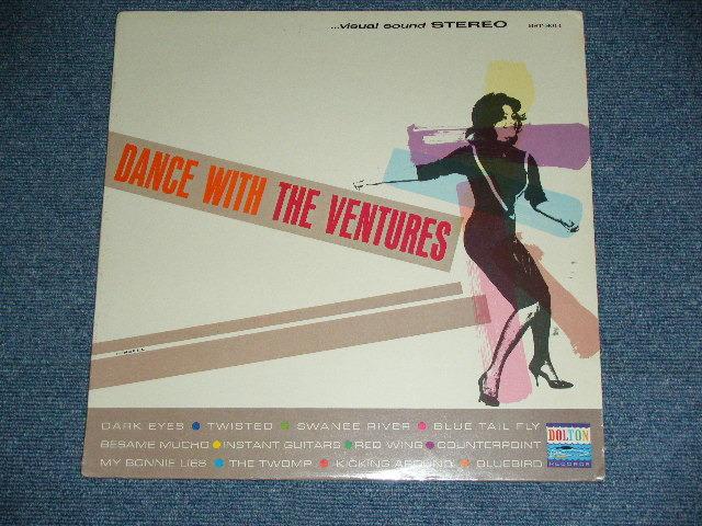 画像1: DANCE WITH THE VENTURES     Stereo Version / Brand New SEALED copy