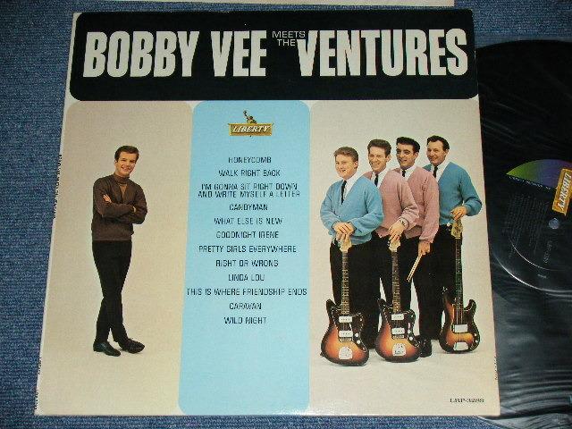 画像1: BOBBY VEE MEETS THE VENTURES    MONO version