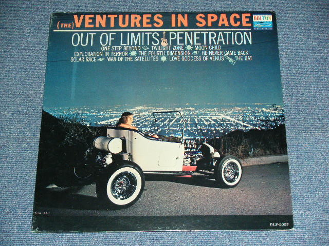 画像1: (THE)VENTURES IN SPACE   MONO version / Brand New SEALED copy