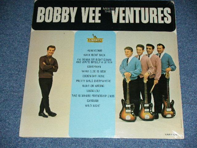 画像1: BOBBY VEE MEETS THE VENTURES   SEALED Un-opened MONO version
