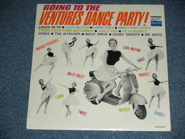 画像1: GOING TO THE VENTURES DANCE PARTY  MONO Version / Brand New SEALED copy