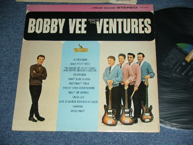 画像1: BOBBY VEE MEETS THE VENTURES