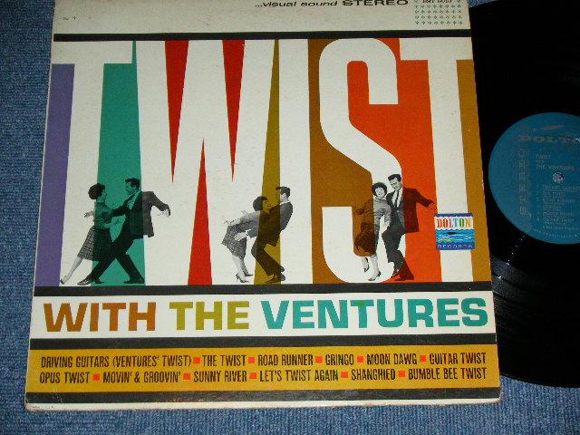 画像1: TWIST WITH THE VENTURES : GREEN LABEL