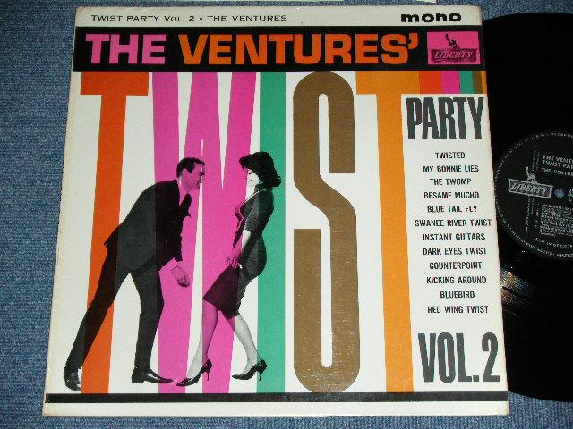 画像1: TWIST PARTY VOL.2  UK ENGLAND Press BLACK Label