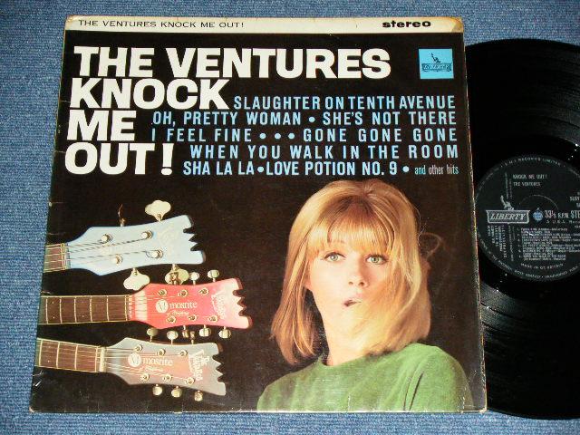 """画像1: KNOCK ME OUT! ( None """"Tomorrow's Love""""): UK ENGLAND  Pressings with LARGE STEREO  Credit"""