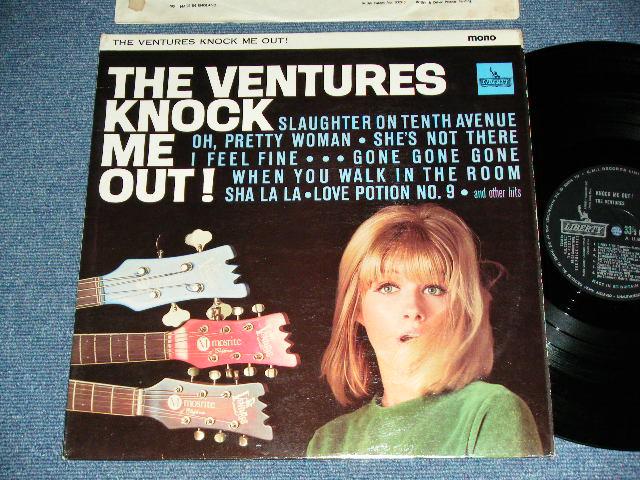 """画像1: KNOCK ME OUT! ( None """"Tomorrow's Love""""): UK ENGLAND  Pressings with SMALL MONO Credit"""