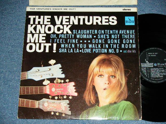 """画像1: KNOCK ME OUT! ( None """"Tomorrow's Love""""): UK ENGLAND  Pressings with SMALL  STEREO  Credit"""