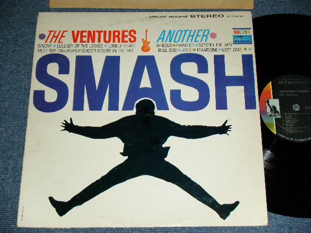 """画像1: ANOTHER SMASH   2nd Issued """"SILHOUETTE  or SHADOW COVER""""  LIBERT Label"""