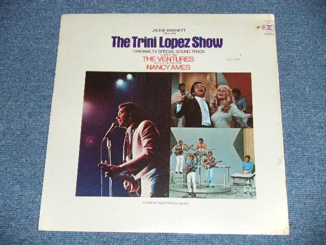 画像1: TRINI LOPEZ SHOW   1970 US AMERICA  ORIGINAL  SERALED COPY