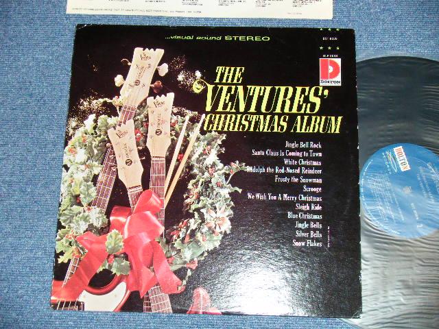 画像1: THE CHRISTMAS ALBUM    Dark Blue With Silver Print Label  STEREO