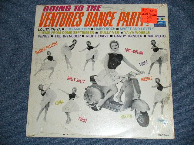 画像1: GOING TO THE VENTURES DANCE PARTY  MONO Version / Brand New SEALED wwith ORIGINAL PRICE SEAL on FRONT COVERcopy