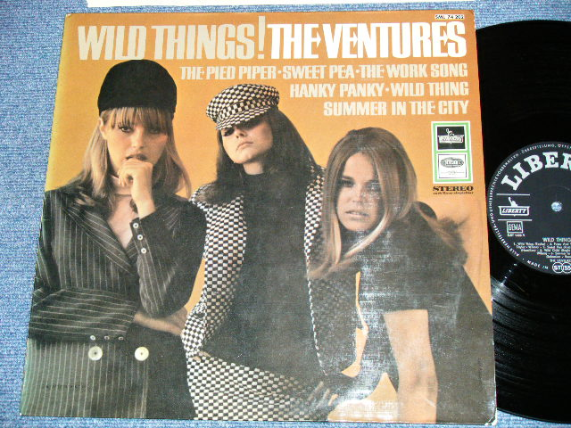 画像1: WILD THINGS!   WEST-GERMANY