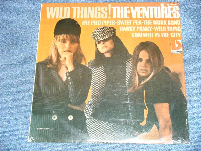 """画像1: WILD THINGS!  """"D"""" Mark Label   MONO   """"BRAND NEW SEALED"""" COPY!!!"""