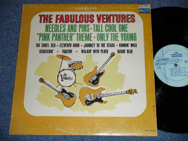 """画像1: THE FABULOUS VENTURES   CANADA CANADIAN """"LIGHT BLUE LABEL""""    Maybe...1st Press Label"""