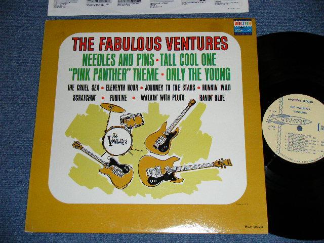 画像1: THE FABULOUS VENTURES    AUDITION Label PROMO